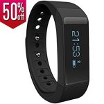 Toprime Fitness Tracker Wearable Waterproof Smart Band with Multi-Functions for Andriod and iOS