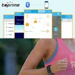 Toprime Fitness Tracker
