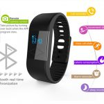 WB02 Wristband Fitness Tracker