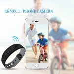 Cyber Cart Bluetooth Fitness Tracker